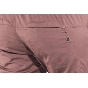 Black Diamond Notion - Pantalones de Trekking Mujer - rojo
